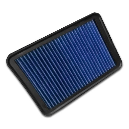 Mitsubishi Lancer 2012 Air Filter Panel: Washable High Flow Intake Panel Filter